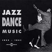 Jazz Dance Music 1923-1941, Various Artists, Audio CD, New, FREE & FAST Delivery