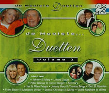 V/a -  De Mooiste Duetten vol. 1  ( Most Beautiful Duets )  New 2-cd Dutch music