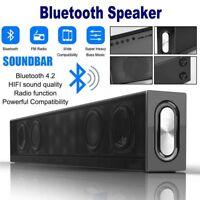 S688 SOUND BAR Bluetooth Wireless TV Home Theater 3D Speaker Subwoofer Soundbar