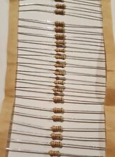 Resistor 1/4W 5% 10 or 100 pieces Multiple Values or Kit USA FAST SHIP