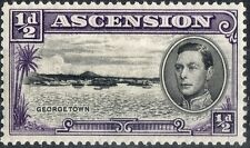 Ascension Island Postage Stamps