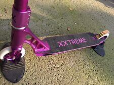 XXTREME THUNDER  SERIES PRO STUNT SCOOTER,EXTRA GRIPS