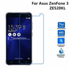 1Pc Anti-Scratch Real Tempered Glass Screen Protector For Asus ZenFone 3 ZE520KL