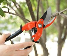 Bypass Pruning Shears Outdoor Garden Home Heavy Duty Gardening Cutting Tree Stem