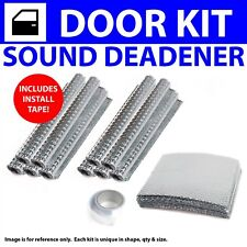 Heat & Sound Deadener Cadillac Seville 1998 - 04 4 Door Kit + Seam Tape 21024Cm2