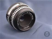 ZEISS Standard M42 SLR Camera Lenses