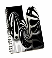 Marbles Print Notebook Journal Diary Notebook Wire Bound Ruled Paper Sheets