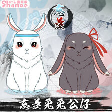 Grandmaster of Demonic Cultivation Rabbit Plush Toy Cosplay Dolls Holiday Gift