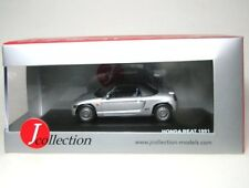 Honda Beat Cabriolet (Closed) Silver Metallic 1991
