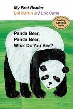 Panda Bear, Panda Bear, What Do You See? My First Reader