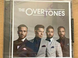 The Overtones [Audio CD] New & Sealed