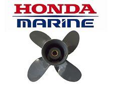 """Hélice Fuera De Borda De Aluminio Honda 8/9.9/10/15/20hp (9.25 X 11"""" Hoja 4)"""