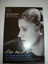 LEE MILLER : THE ANGEL and the FIEND Flyer