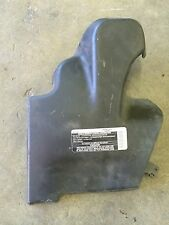 00 JAGUAR S TYPE MISC ENGINE PARTS LH STRUT PLASTIC COVER XR83 3C139 AB 18438