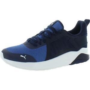 Puma Mens Anzarun Tinted Blue Running Shoes Sneakers 11.5 Medium (D) BHFO 8148