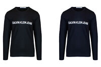 Calvin klein jeans T-shirt manica lunga uomo Long Sl Insitutional J30J309592