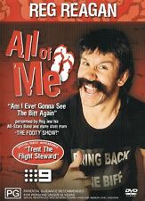 REG REAGAN - All of Me - NRL Footy Show Rugby League Aussie TV Funny Comedy DVD