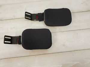 Permobil Power Wheelchair Swing Away Lateral Thoracic Supports ~ No Mounts