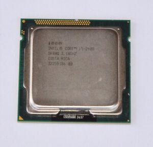 Intel Core i5-2400 - 3.10 GHz Quad Core (SR00Q) CPU Processor