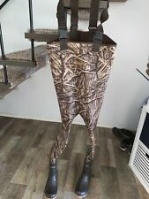 Cabela's Classic 3.5mm Chest Hunting Waders Size 10R