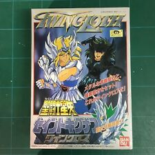 SAINT SEIYA GOLD MYTH CLOTH Hyoga di Cygnus FIGURE MODEL KIT Bandai