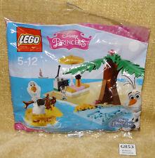 LEGO Sets: Disney Princess Frozen 30397-1 Olaf's Summertime Fun polybag 2016 NEW