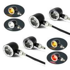 LED Motorbike Indicators with Driving Lights & Stop Tail Lights 4 x Integrated