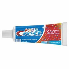 Crest Kid's Cavity Protection Toothpaste for Kids (children and toddlers 2+),...