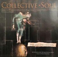 COLLECTIVE SOUL ~ Precious Declaration [PROMO] ~ CD VGC ~ FREE POST!