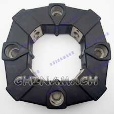 New Flexible Shaft Rubber Coupling 80AS for Excavator Construction Machinery