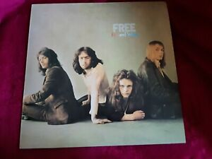 Fire and Water - Free.   Vinyl LP