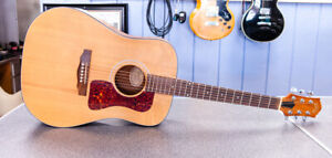 Guild D4-NTHR 6 String Acoustic Guitar