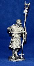 Zinnfigur Römischer Aquilifer 90 mm