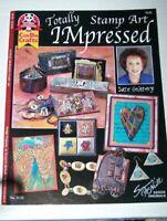 Totally impressed stamp art (Suzanne McNeill design originals) by Suze Weinberg