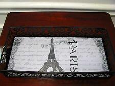 Paris Eiffel Tower Bathroom Accessory Set/Towel Holder. New. 13 1/2 inches long.