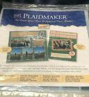 Stampin' Up Memories Plaidmaker Template Set Small Plaid NEW