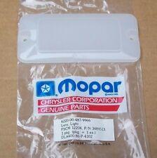 NOS MoPar 1972-1993 Dodge Truck Power Wagon M880 Lil Red Dome Light Lamp Lens