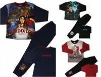 Boys Harry Potter Pyjamas Personalised with a Name