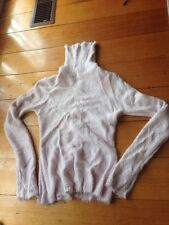 Target Girl Xpress Baby Pink Long Sleeve Turtle Neck Size S
