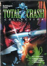 Bubblegum Crisis - Total Crash Collection - DVD Region 1