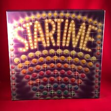 VARIOUS Startime 1978 UK Reader's Digest 8 X Vinyl LP BOX SET EXCELLENT Record