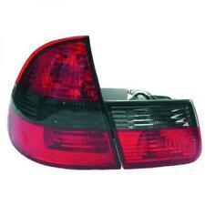 Rückleuchten Set für BMW E46 98-05 Klarglas/Rot-Grau Touring