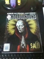 horrorhound horror magazine issue #68 nov/dec 2017 saw cover