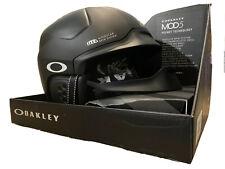 Oakley MOD5 Snow Ski/Snowboarding Helmet -99430- 02K- Matte Black- Med No MIPS