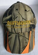 Hook & Loop Hat Dartmouth Metals & Bottle Ltd. Camo One Size Fits All.