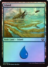 Island (253/264) - Kaladesh - Foil - Magic the Gathering MTG Basic Land