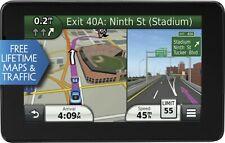 "Garmin Nuvi 3590 LMT 5"" GPS Sat Nav¦UK & Europe Free Lifetime Map Updates"