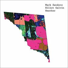 Mark Sanders and Elliot Galvin - Weather [CD]