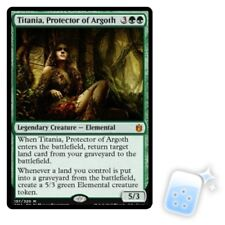 TITANIA, PROTECTOR OF ARGOTH Commander Anthology Magic MTG MINT CARD