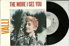 """Valli-the more I see you (1986) Holland 7"""""""